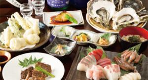日本酒専門店 萬亮 料理2