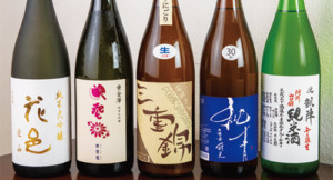 日本酒専門店 萬亮 日本酒